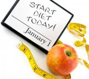 new years diet