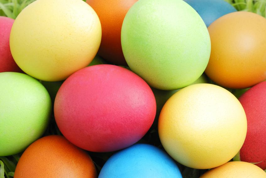 eco-easter-eggs
