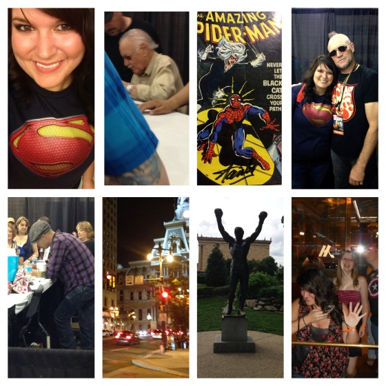 comicon collage
